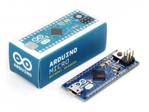 Arduino Micro Without Headers / A000093