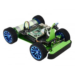 Конструктор Waveshare PiRacer DonkeyCar AI Racing Robot Kit (17673)