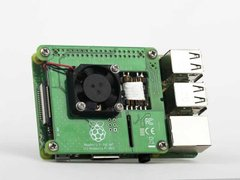 Плата расширения Raspberry Pi Power over Ethernet (PoE) HAT (R3)