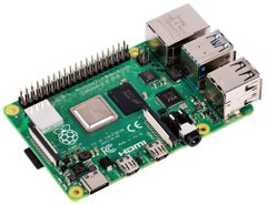 Микрокомпьютер Raspberry Pi 4 Model B 1GB