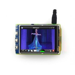 Дисплей 3.2inch LCD 320x240 Resistive Touch Screen (9201)