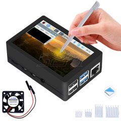 Дисплей 3.5inch LCD 480х320 Resistive Touch Screen Kit